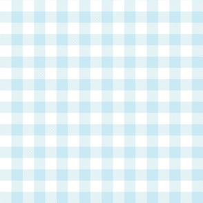buffalo plaid 1in ice blue and white