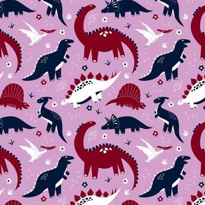 FleuRAWRsaurus