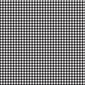 Dogtooth (black & white)
