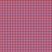 Dogtooth (Orchid & Burgundy)