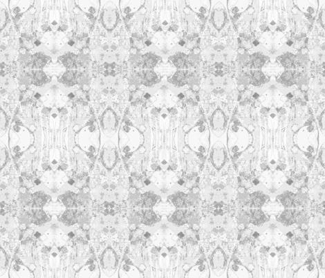 Springtime Sonata Greys fabric by colortherapeutics on Spoonflower - custom fabric
