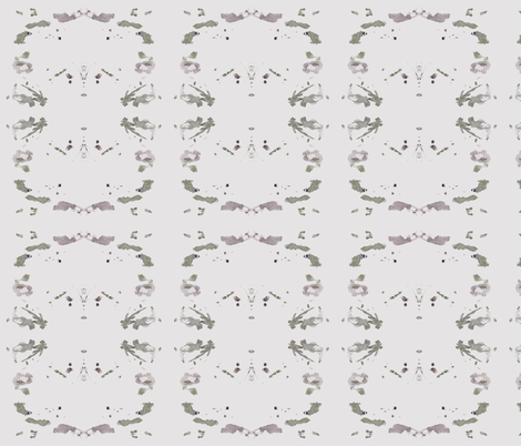 cestlaviv_grand_concrete_dovegray fabric by @vivsfabulousmess on Spoonflower - custom fabric