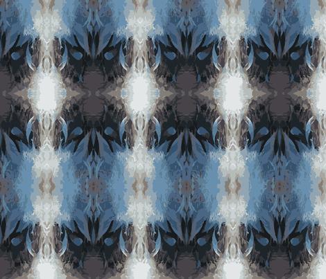 Littlesilky -2 fabric by ami_ali_studio on Spoonflower - custom fabric