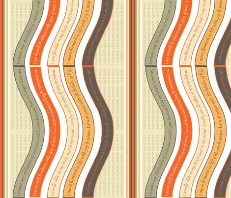 WAVEB-SAAO Sage Green / Almond Oil fabric by darrell_fleury on Spoonflower - custom fabric