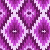 Marrakesh ultraviolet kilim //  kilim violet // purple kilim