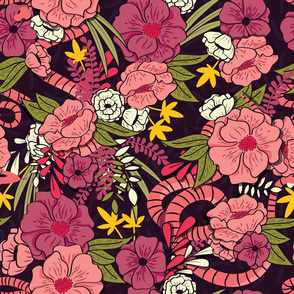 Floral Jungle 001
