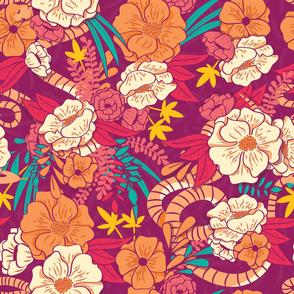 Floral Jungle 002