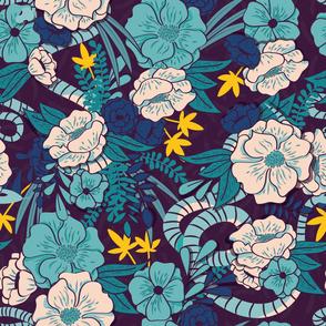 Floral Jungle 003