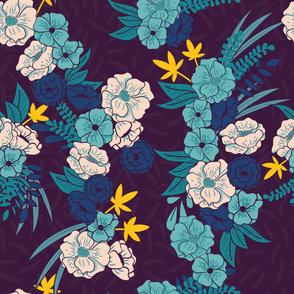 Floral Jungle 004