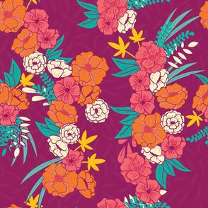 Floral Jungle 005