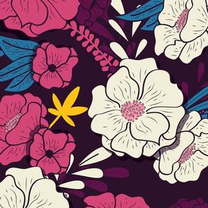 Floral Jungle 007