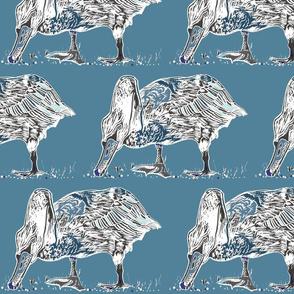 tamar swan lino cut colour