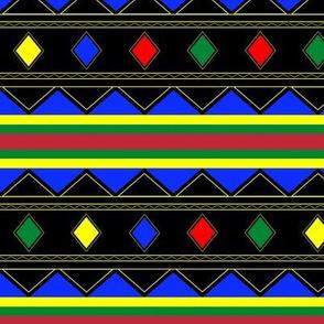 Polish Folk Lublin Embroidery