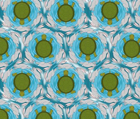 Whirlpool fabric by enid_a on Spoonflower - custom fabric