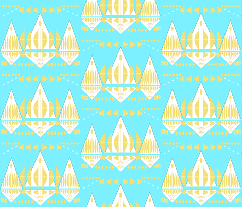 Sail fabric by designs_by_phyllis_lepore on Spoonflower - custom fabric