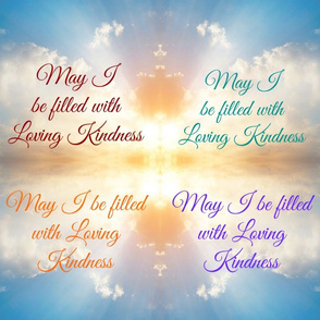 Metta-May I be Loving kindness 4