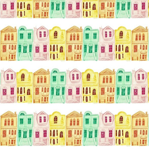 Rainbow Row