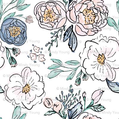 Indy-Bloom-Design-Periwinkle-Rose D