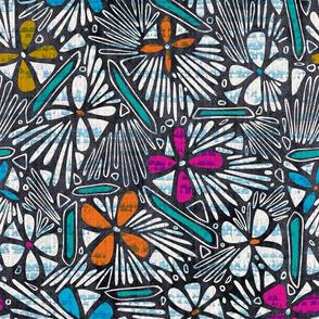 Asha Floral - Multi