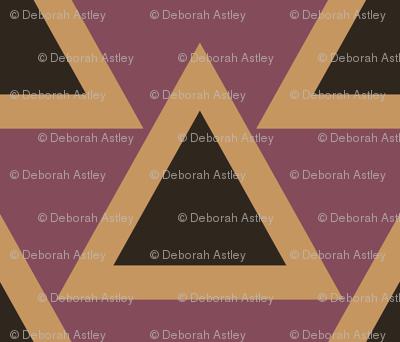art deco triangle 2