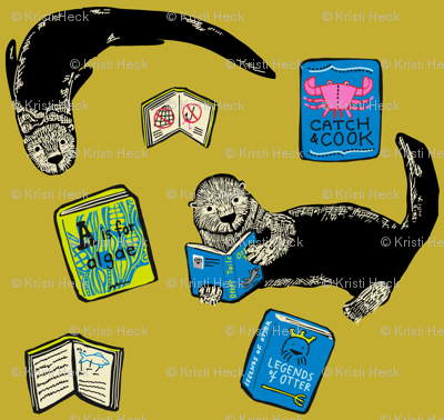 otter_w books yarrow