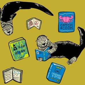 otter_w books yarrow
