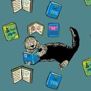 otter_w books kale