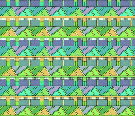 primitif 44 fabric by hypersphere on Spoonflower - custom fabric