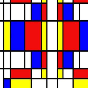 mondrian- 8x8