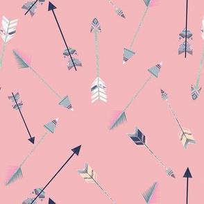 arrows rose