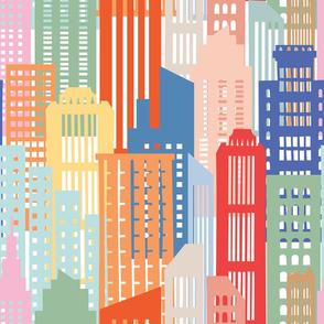 Art Deco Skyscrapers