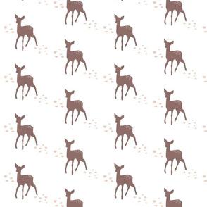 Sweet deer trail