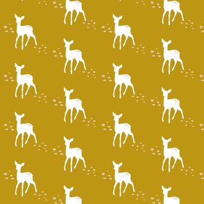 Sweet deer trail olive