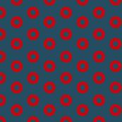 Fishman Donut Fabric 1.75 inch Donuts