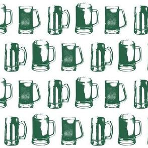 Jade Beer Mugs // Small