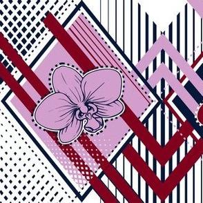 Orchid Diamond Illusion