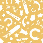 Rarrows_comfy-scattered-arrows-yellow-white_shop_thumb