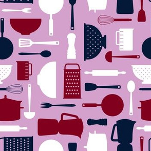 Kitchen tools - Orchid