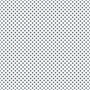 Stars - NavyWhite
