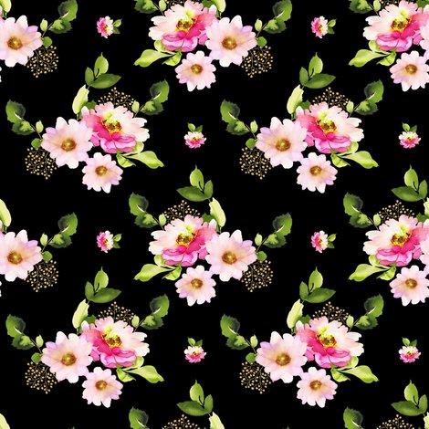 Rpinkfloralspinkhairmermaidblack_shop_preview