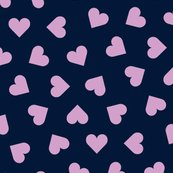 Orchid-and-navy-1-inch-scattered-hearts-orchid-on-navy_shop_thumb