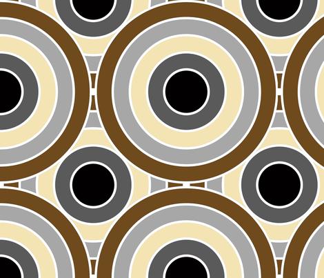 Art Deco fabric by kedoki on Spoonflower - custom fabric
