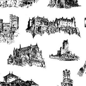 Castles // Large