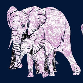 Elephant Love - Limited Pallet Challenge