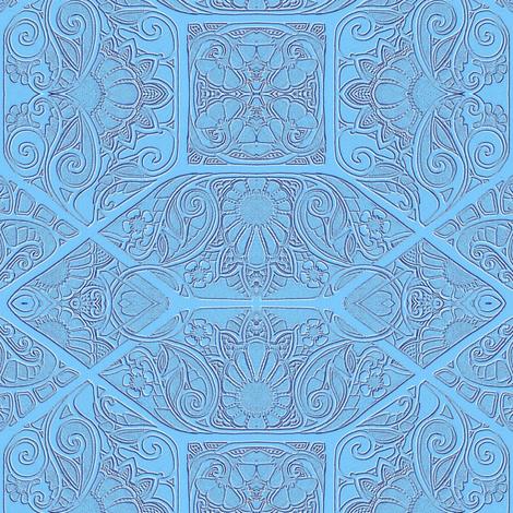 Garden, It Seems fabric by edsel2084 on Spoonflower - custom fabric