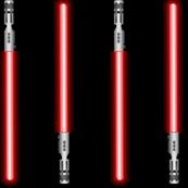 Laser Sword - Red - Large