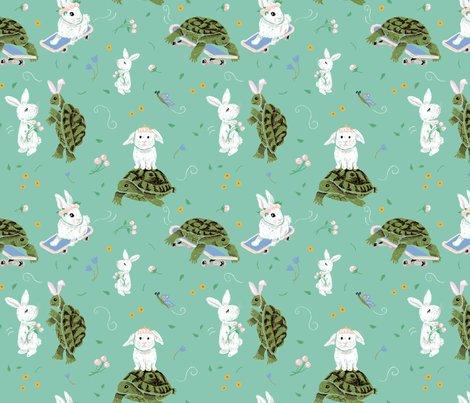 Rturtle-rabbit_9x9-150dpi_repeat_shop_preview