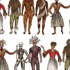Costume Voodoo
