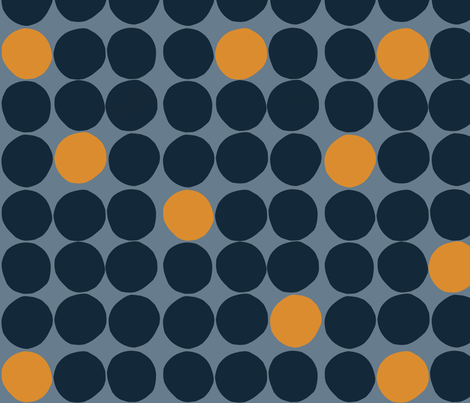 new dots 5 fabric by meredith-macleod-artist on Spoonflower - custom fabric