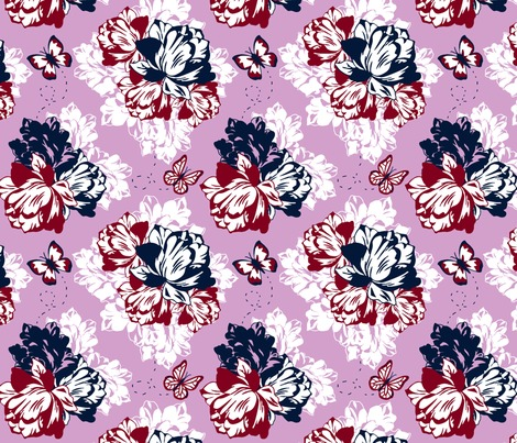 Rspoonflower-orchid-and-navy-design-challenge_contest173911preview
